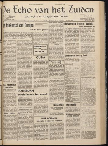 Echo van het Zuiden 1962-11-12