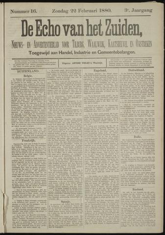 Echo van het Zuiden 1880-02-22