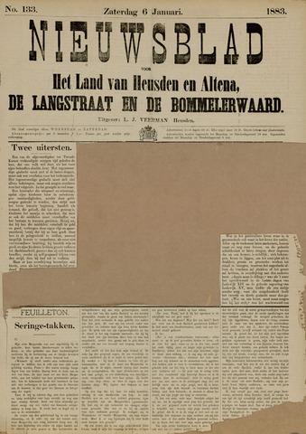 Nieuwsblad het land van Heusden en Altena de Langstraat en de Bommelerwaard 1883-01-06