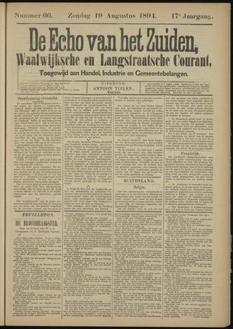 Echo van het Zuiden 1894-08-19