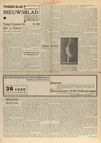 Nieuwsblad het land van Heusden en Altena de Langstraat en de Bommelerwaard 1941-12-12