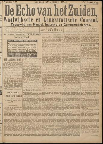 Echo van het Zuiden 1905-01-29