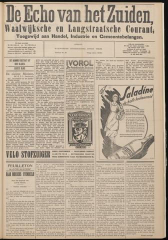 Echo van het Zuiden 1934-06-23
