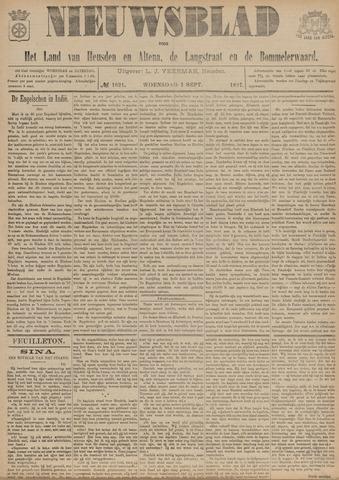 Nieuwsblad het land van Heusden en Altena de Langstraat en de Bommelerwaard 1897-09-01