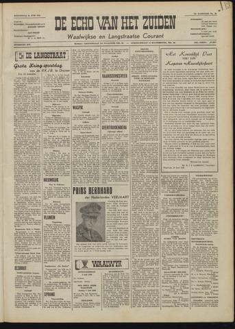 Echo van het Zuiden 1949-06-30