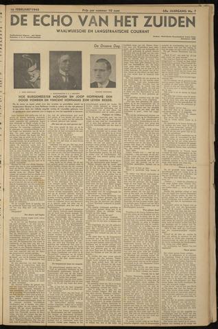 Echo van het Zuiden 1945-02-09