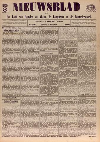 Nieuwsblad het land van Heusden en Altena de Langstraat en de Bommelerwaard 1906-12-08