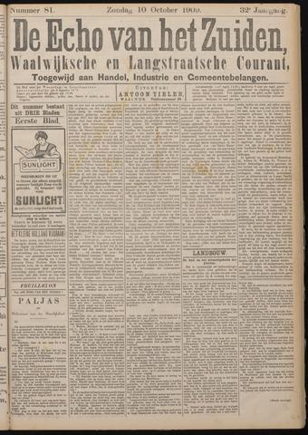 Echo van het Zuiden 1909-10-10