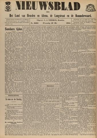 Nieuwsblad het land van Heusden en Altena de Langstraat en de Bommelerwaard 1915-05-19