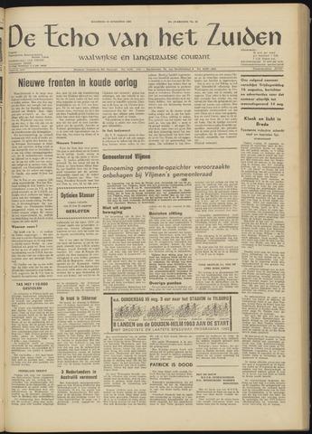 Echo van het Zuiden 1963-08-12