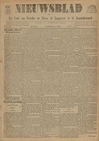 Nieuwsblad het land van Heusden en Altena de Langstraat en de Bommelerwaard 1896-05-09
