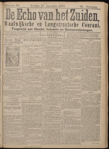 Echo van het Zuiden 1902-08-17