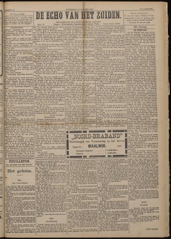 Echo van het Zuiden 1917-10-25