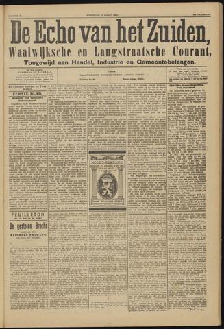 Echo van het Zuiden 1923-03-21