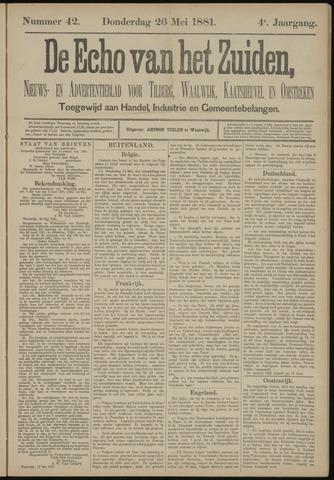Echo van het Zuiden 1881-05-26