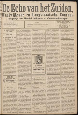 Echo van het Zuiden 1936-02-01