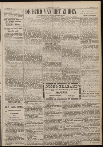 Echo van het Zuiden 1920-07-10
