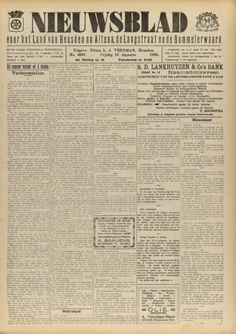 Nieuwsblad het land van Heusden en Altena de Langstraat en de Bommelerwaard 1928-08-10