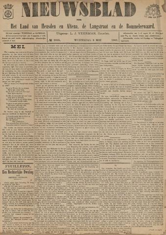 Nieuwsblad het land van Heusden en Altena de Langstraat en de Bommelerwaard 1901-05-08