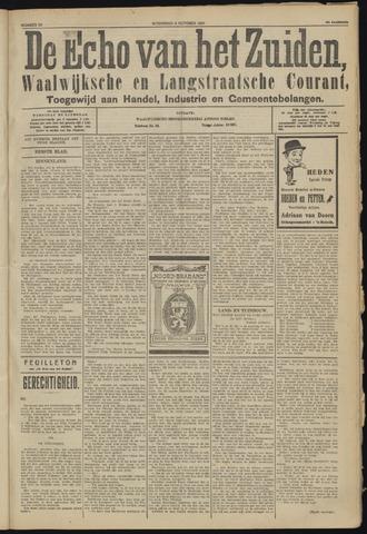Echo van het Zuiden 1924-10-08