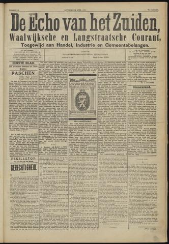 Echo van het Zuiden 1924-04-19