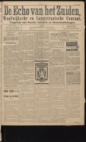 Echo van het Zuiden 1927-06-25