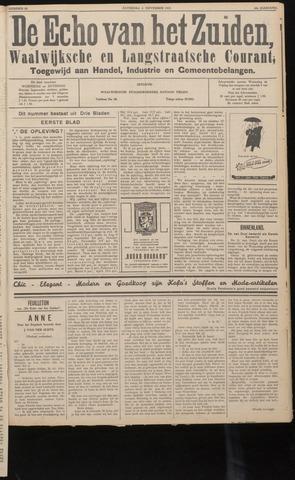 Echo van het Zuiden 1937-11-06