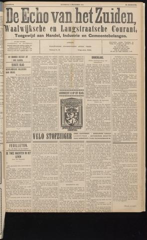 Echo van het Zuiden 1934-12-08