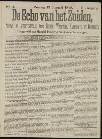 Echo van het Zuiden 1878-01-13