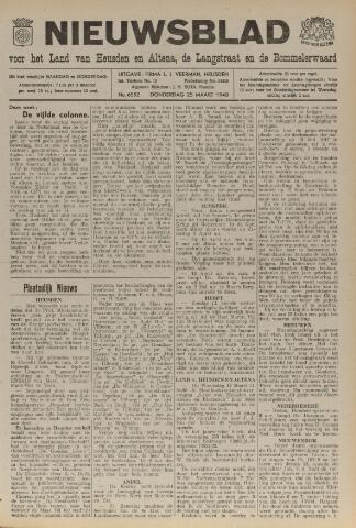 Nieuwsblad het land van Heusden en Altena de Langstraat en de Bommelerwaard 1948-03-25