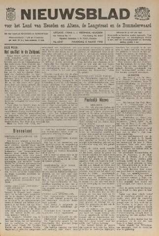 Nieuwsblad het land van Heusden en Altena de Langstraat en de Bommelerwaard 1948-03-08
