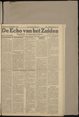 Echo van het Zuiden 1945-11-16