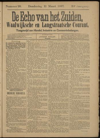 Echo van het Zuiden 1897-03-11