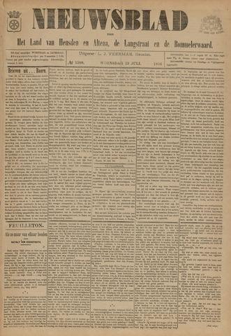 Nieuwsblad het land van Heusden en Altena de Langstraat en de Bommelerwaard 1896-07-29