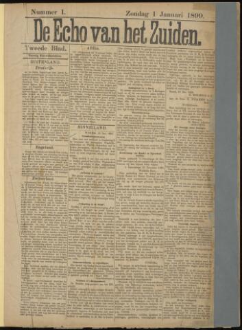 Echo van het Zuiden 1899-01-01