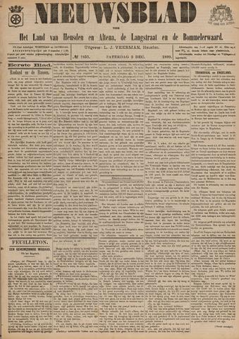 Nieuwsblad het land van Heusden en Altena de Langstraat en de Bommelerwaard 1899-12-02