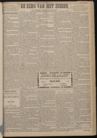 Echo van het Zuiden 1918-09-26