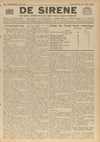 De Sirene 1946-05-20