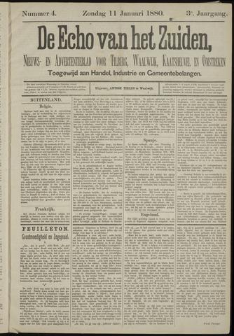 Echo van het Zuiden 1880-01-11