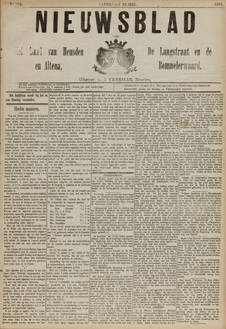 Nieuwsblad het land van Heusden en Altena de Langstraat en de Bommelerwaard 1891-05-23