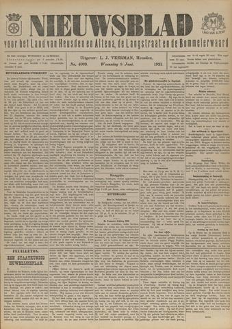 Nieuwsblad het land van Heusden en Altena de Langstraat en de Bommelerwaard 1921-06-08