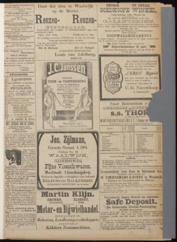 Echo van het Zuiden 1909-01-03