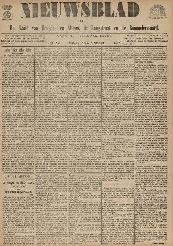 Nieuwsblad het land van Heusden en Altena de Langstraat en de Bommelerwaard 1897-01-06