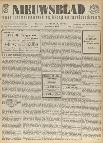 Nieuwsblad het land van Heusden en Altena de Langstraat en de Bommelerwaard 1920-04-03