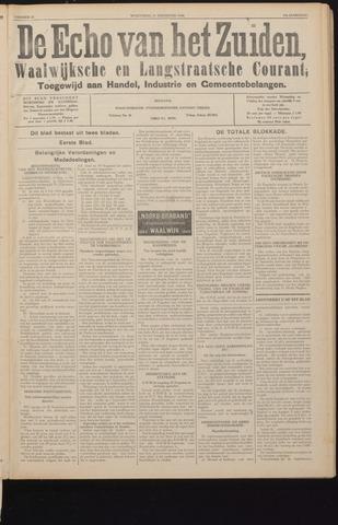 Echo van het Zuiden 1940-08-21