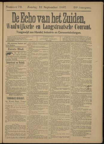 Echo van het Zuiden 1897-09-16