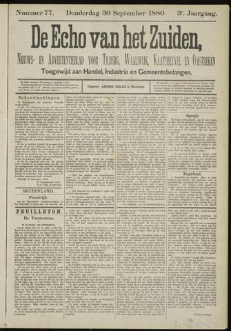 Echo van het Zuiden 1880-09-30