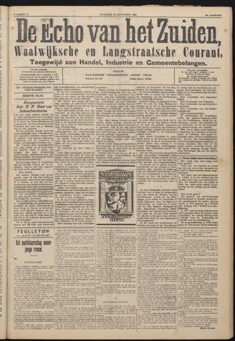 Echo van het Zuiden 1925-09-26
