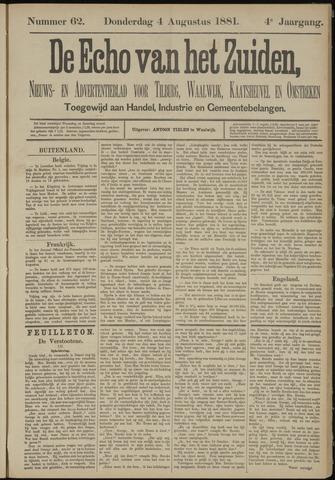 Echo van het Zuiden 1881-08-04