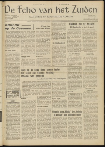 Echo van het Zuiden 1963-04-08